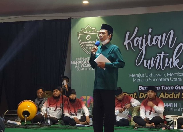 Bobby Nasution Sempat Hadiri Ceramah Ustaz Abdul Somad di Medan (739250)