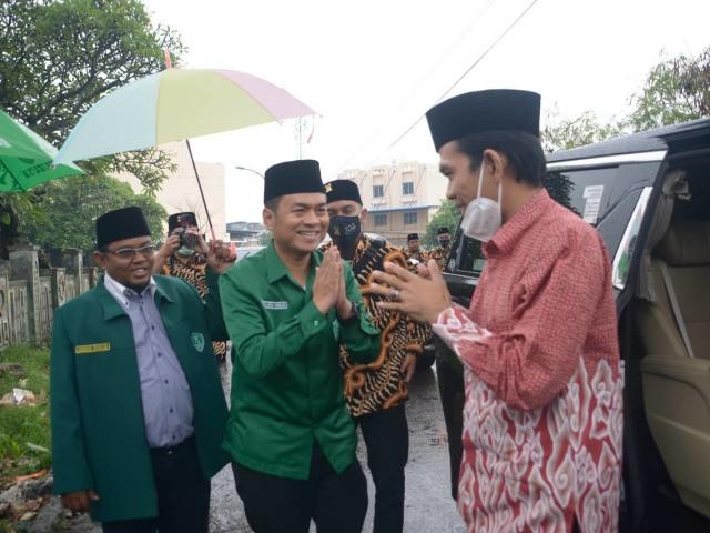 Bobby Nasution Sempat Hadiri Ceramah Ustaz Abdul Somad di Medan (739249)