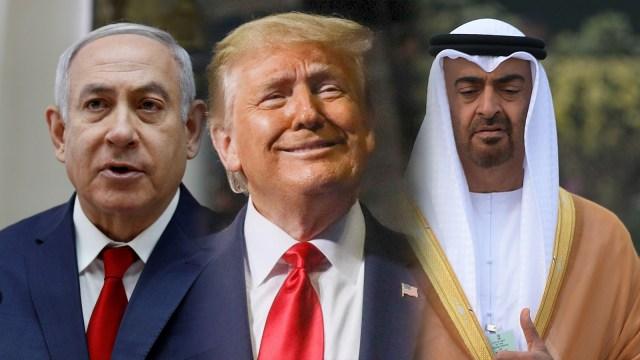 Israel dan UEA Sepakat Berdamai, Trump Jadi Penengah (97823)