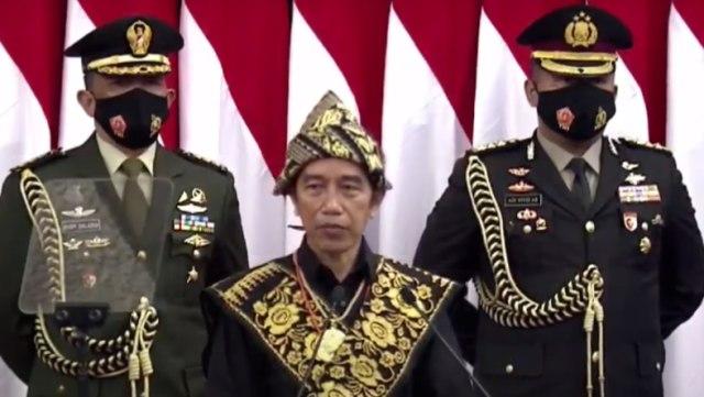 Kabar Gembira! Jokowi Pastikan PNS Tetap Dapat THR dan Gaji ke-13 di 2021  (3810)