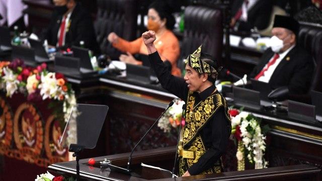 Kabar Gembira! Jokowi Pastikan PNS Tetap Dapat THR dan Gaji ke-13 di 2021  (3811)