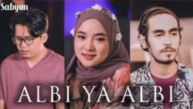 Lirik Lagu Albi Ya Albi - Sabyan (220132)