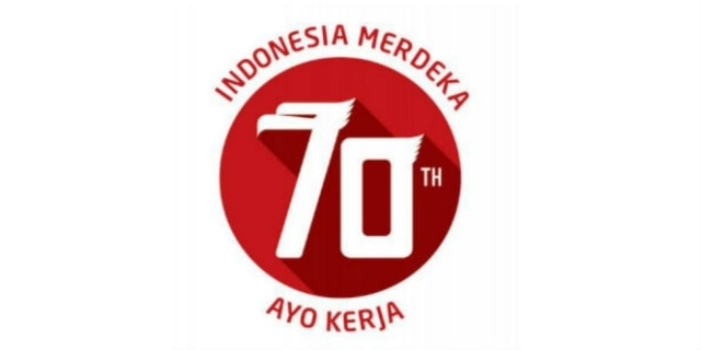Desain Logo HUT RI dari Awal Kepemimpinan Jokowi hingga Sekarang (1)