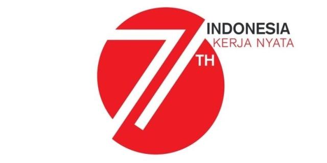 Desain Logo HUT RI dari Awal Kepemimpinan Jokowi hingga Sekarang (2)