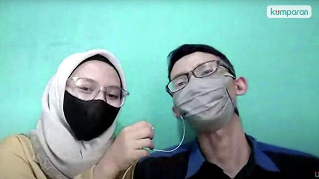 Kisah Fadli Barjadi, Driver Ojol yang Menjadi Relawan Uji Klinis Vaksin Corona (131286)
