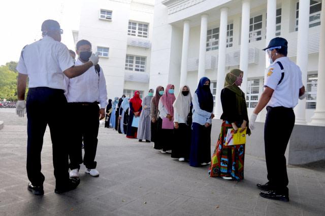 3.747 Peserta Lulus SBMPTN 2020 di Unsyiah, Aceh (229266)