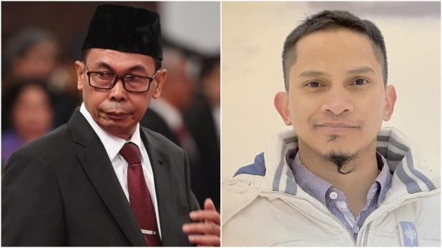 Mumtaz Rais Minta Maaf ke Nawawi Pomolango dan Garuda Indonesia: Saya Khilaf (100606)