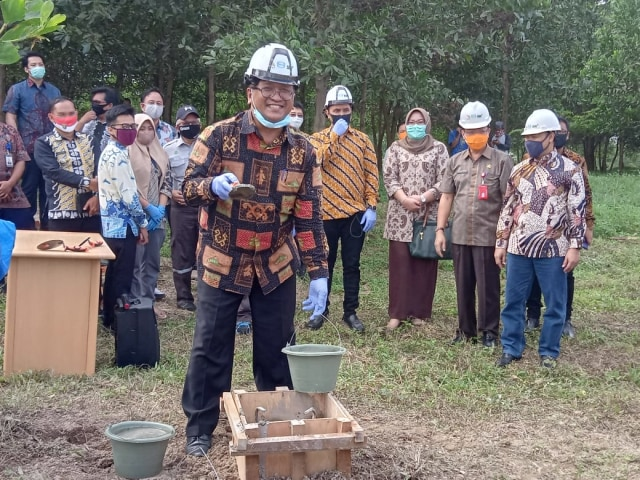 Pembangkit Listrik Tenaga Surya Terbesar di Indonesia Akan Dibangun di Itera (451555)