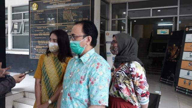 Cerita Keluarga di Bandung Jadi Relawan Uji Klinis Vaksin Corona: Kado HUT-75 RI (100710)