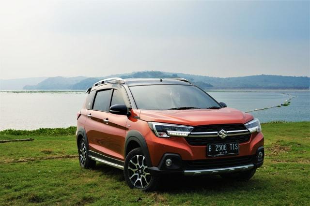 Menjajal Ketangguhan Suzuki XL7, Seberapa Layak Dipinang? (504464)