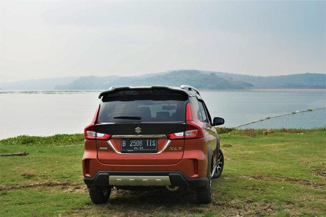 Menjajal Ketangguhan Suzuki XL7, Seberapa Layak Dipinang? (504462)