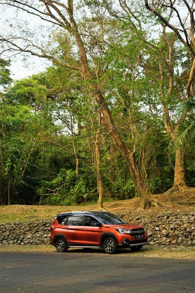 Menjajal Ketangguhan Suzuki XL7, Seberapa Layak Dipinang? (504450)