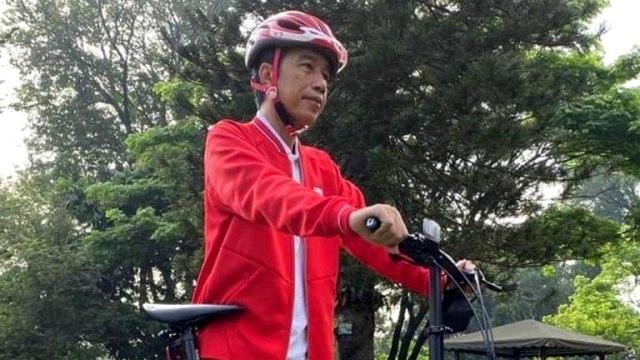 Populer: Koleksi Sepeda Jokowi hingga BI Keluarkan Uang Rupiah Khusus (49400)