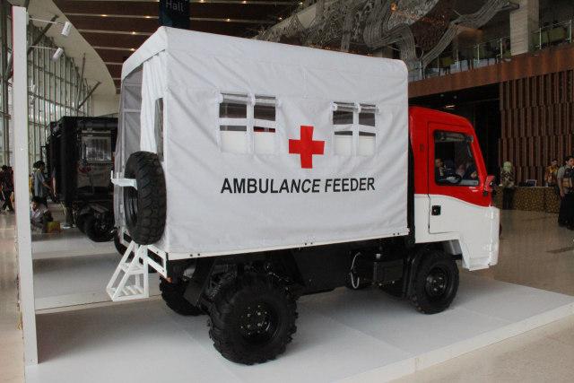 Mobil Perdesaan AMMDes dan Perannya Turunkan Angka Kematian Bayi (69700)
