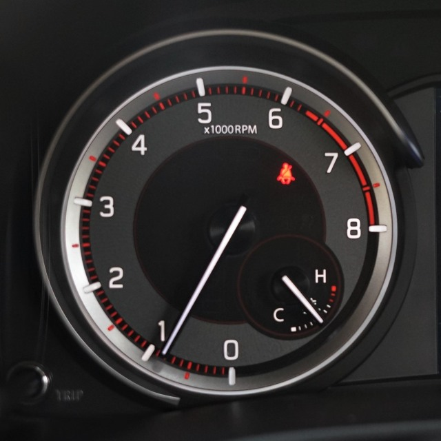Ada Indikator Huruf di Speedometer, Sudah Tahu Artinya? (336296)
