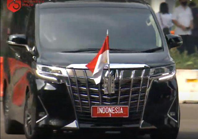 Bukan Mercy, Ini Mobil yang Dipakai Jokowi Saat Upacara 17 Agustus (87275)