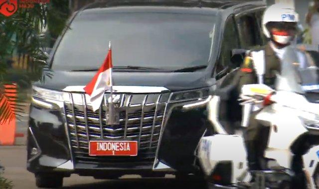 Bukan Mercy, Ini Mobil yang Dipakai Jokowi Saat Upacara 17 Agustus (87276)