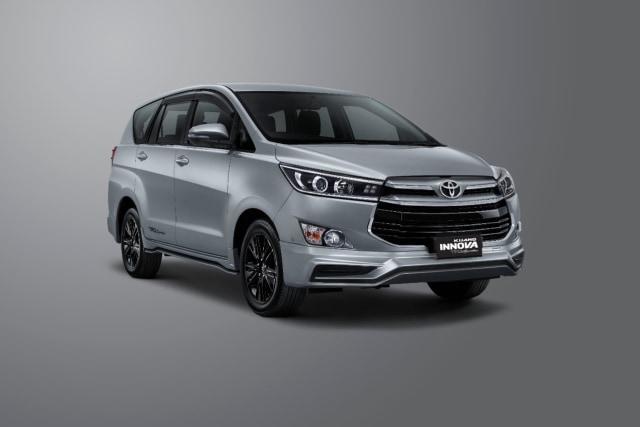 Soal Absennya Toyota Kijang Innova TRD Sportivo Versi Facelift 2020 (15936)