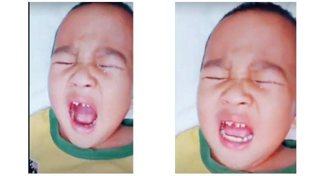 Sedih, Bocah Ini Nangis Tersedu-sedu Rindu Ibunya yang Sudah Meninggal Dunia (90002)