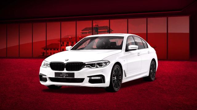 BMW 520i Edisi 75 Tahun Indonesia Meluncur, Harga Capai Rp 1,1 Miliar (11501)