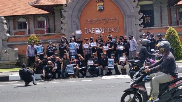 Polda Bali Tolak Permohonan Penangguhan Jerinx SID