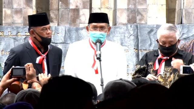 Gatot Nurmantyo: Saya Tanggung Jawab Jika Ada Masalah Hukum di Deklarasi KAMI (199672)
