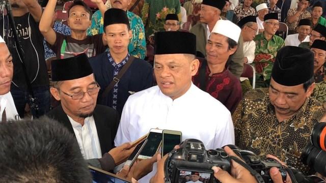 Gatot Nurmantyo: Saya Tanggung Jawab Jika Ada Masalah Hukum di Deklarasi KAMI (199671)