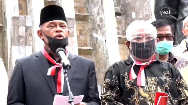 Deretan Deklarator KAMI: Din Syamsuddin, Gatot Nurmantyo, hingga Rocky Gerung (53166)