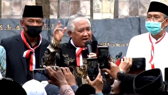 Respons MS Kaban soal Din Syamsuddin dan Refly Tak Mau Gabung Partai Masyumi (362615)