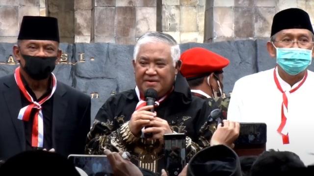 Sama dengan Din Syamsuddin, Refly Harun Tak Akan Gabung Partai Masyumi (275557)