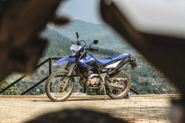 Video: Plus Minus Yamaha WR 155 R di Trek Off-road dan On-road (35742)