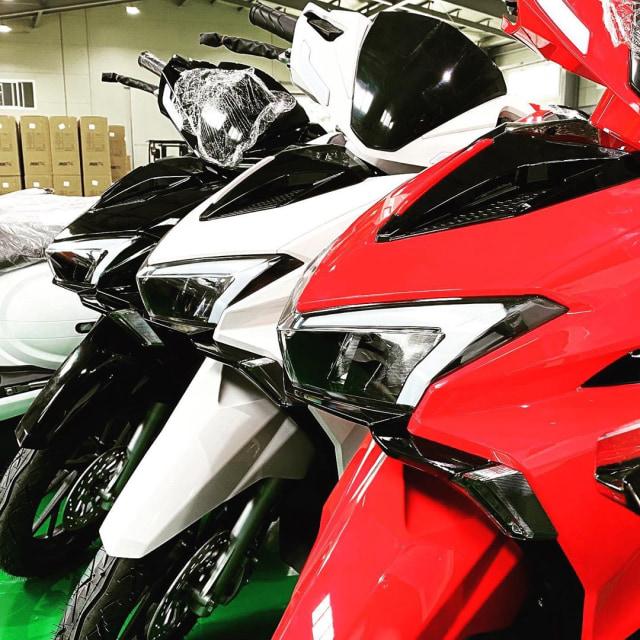Mirip Yamaha NMax, Ini Motor Listrik MBI yang Akan Dijual di Indonesia   (30106)