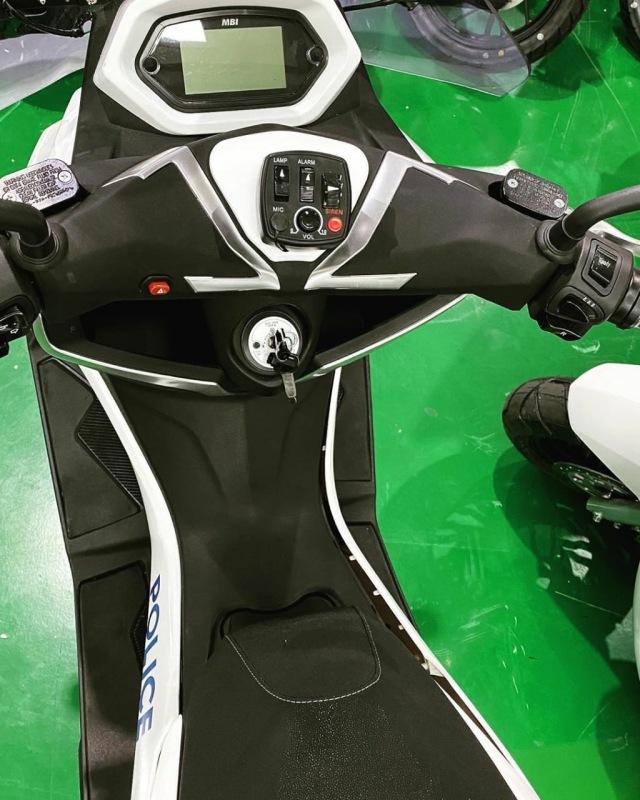 Mirip Yamaha NMax, Ini Motor Listrik MBI yang Akan Dijual di Indonesia   (30109)