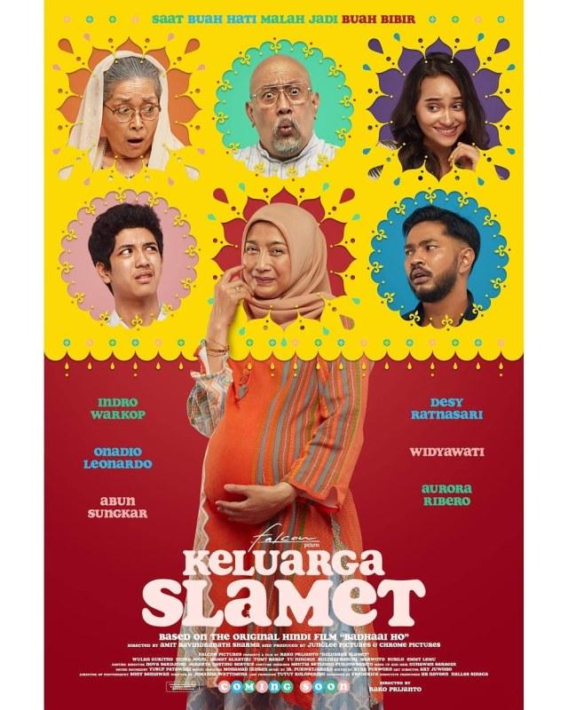 Desy Ratnasari dan Indro Warkop Dipasangkan dalam Film Keluarga Slamet (223303)