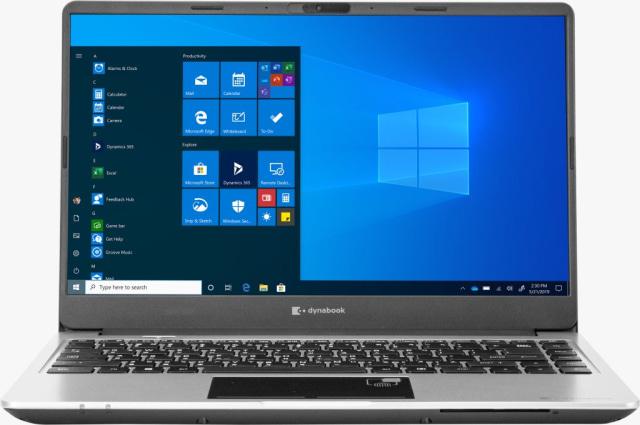 Sharp Bawa Laptop Dynabook Satellite Pro L40-G ke Indonesia, Harganya? (130757)