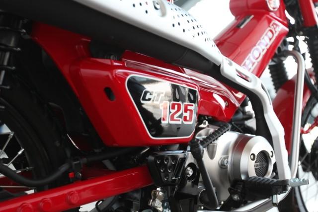 Kapan AHM Kirim Honda CT125 ke Konsumen?  (478670)