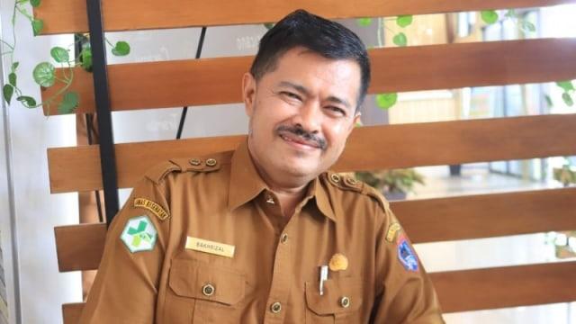 Wakil Wali Kota Payakumbuh Erwin Yunaz Positif Corona (469703)