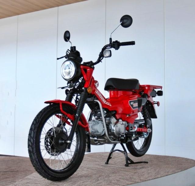Kapan AHM Kirim Honda CT125 ke Konsumen?  (478668)