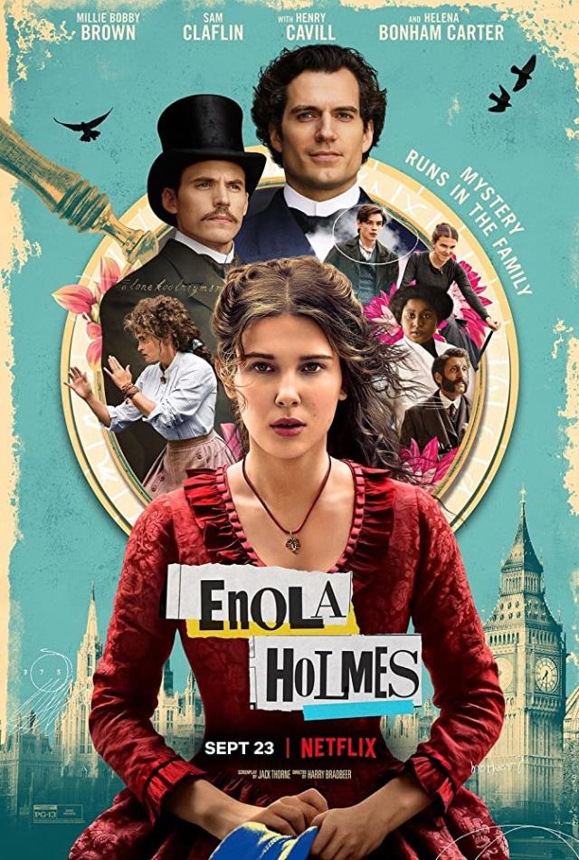 Enola Holmes Siap Tayang di Netflix pada 23 September Mendatang (20054)