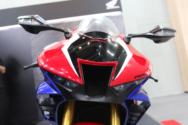 Honda CBR1000RR-R Fireblade Resmi Meluncur di Indonesia, Harga Mulai Rp 990 Juta (113606)