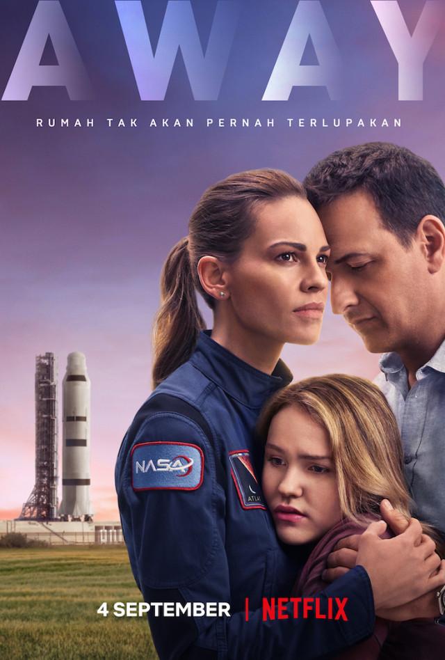 Hilary Swank: Serial Netflix Away Hadirkan Sosok Pemimpin Perempuan yang Berbeda (5655)