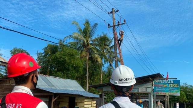Usai Gempa Bengkulu, PLN Segera Pulihkan Listrik (411719)