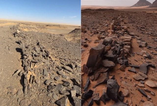 Ilmuwan Ungkap Misteri Batu Besar Usia Ribuan Tahun di Arab Saudi (49161)