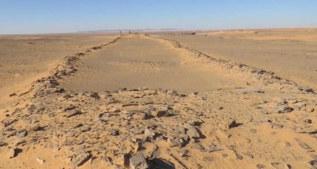Ilmuwan Ungkap Misteri Batu Besar Usia Ribuan Tahun di Arab Saudi (49159)