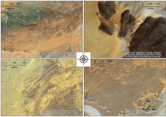 Ilmuwan Ungkap Misteri Batu Besar Usia Ribuan Tahun di Arab Saudi (49160)
