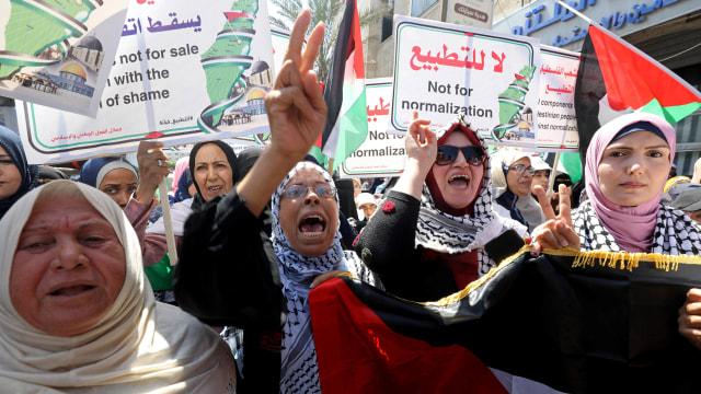 Arab Saudi dan Bahrain Izinkan Penerbangan UEA-Israel Lewat Wilayah Udaranya (129387)