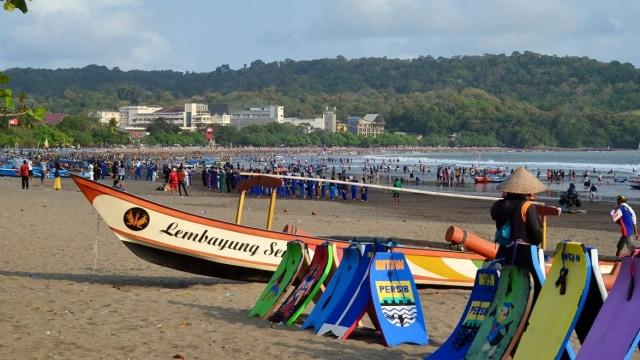 Libur Akhir Tahun, Reservasi Hotel di Pangandaran Meningkat (51218)