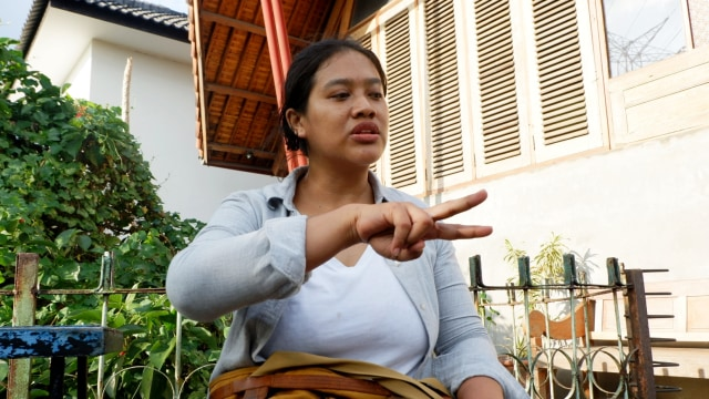 Siti Fauziah Ceritakan Kiat-kiat yang Membuat Aktingnya Tampak Natural  (25811)