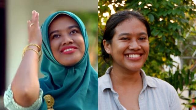 Siti Fauziah, Pemeran Bu Tejo di Film Tilik, Menangis karena Di-bully Netizen (269153)