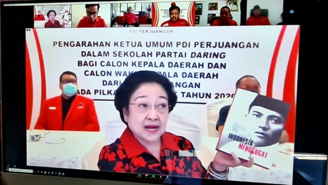 Megawati: Saya Sedih Kalau Kader Diambil KPK, Padahal Lembaga Itu Saya yang Buat (178258)